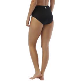 TYR Solids Slip Hoge Taille Dames, black